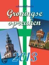 Groningse spreuken scheurkalender  / 2013