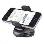 Autohouder universeel voor o.a iPhone 4 / 4S / 5 / 5S / 5C / HTC