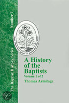 A History Of The Baptists - Vol. 1