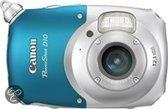 Canon PowerShot D10 - Zilver