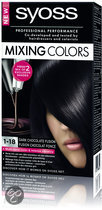 SYOSS Mixing Colors 1-18 Dark Chocolat Fusion - Haarkleuring