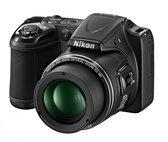 Nikon Coolpix L820 - Zwart