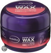 Andrelon Super Style Wax Flexible Hold - 75 ml - Wax