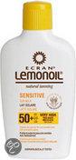 Ecran Lemonoil Sensitive Sun Milk Aloe SPF 50 - 200 ml - Zonnebrandlotion