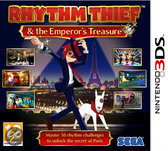 Rhythm Thief: And The Emperors Treasure