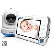 Luvion - Supreme Connect Babyfoon Met Camera