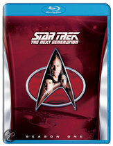 Star Trek: The Next Generation - Seizoen 1 (Blu-ray)