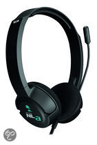 Turtle Beach NLa Wired Stereo Gaming Headset - Zwart (Wii U + 2DS + 3DS + 3DS XL + Dsi)