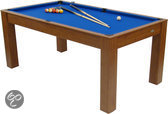 Gamesson Combotafel Pool/Tafeltennis 183