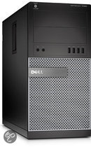 Optiplex 7020 MT/i5-4590(3.30GHz  6MB)/4GB(1x4GB)/500GB SATA 7.2k 3.5i/Intel HD4600/DVDRW/MUI W7P64/Win8.1 OS DVD/DDP|E/Intel Standard Manageability/3YPro/Bl