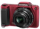 Olympus SZ-15 - Rood