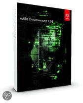 Adobe Dreamweaver CS6 v12 - InstallatieDVD zonder licentie - Windows - Frans