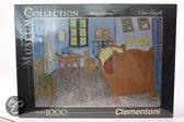 Clementoni Puzzel museum orsay van gogh 1000st