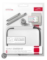 Speedlink 10-in-1 Starter Pakket Wit 3DS