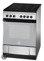 Indesit Fornuis KN6C61A(X)/NL S