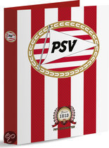 PSV Ringband - 23-Rings - Rood / Wit