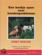 Een boekje open over hondenproblemen