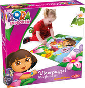 Dora Vloerpuzzel - Vloerpuzzel - 35 Stukjes