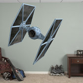 TIE Fighter muursticker / TIE Fighter poster / STAR WARS muursticker