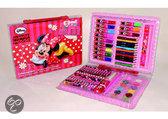 Minnie Mouse Kleurdoos 67-delig
