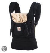 Ergobaby Original Carrier - Draagzak - Black Camel