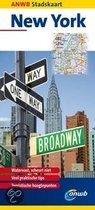 ANWB Stadskaart / New York