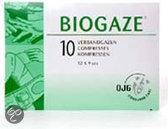 Biogaze Kompres Enveloppe - 9 x 12 cm - 10 stuks - Verband