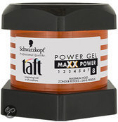 Taft Styling MAXX Power pot - 250 ml - Gel