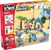 K'NEX Super Mario Beach Buiding Set