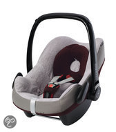 Maxi Cosi Pebble Zomerhoes - Cool Grey - 2015