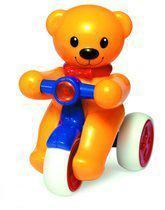 Teddy Op De Fiets