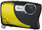 Canon PowerShot D20 - Geel
