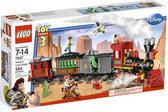 LEGO Toy Story Wild West Treinachtervolging - 7597