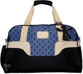 Little Company - LCT Twist Travel Bag Luiertas - Blauw, Zand, Zwart