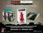 Tomb Raider: Definitive Edition - Day One Edition