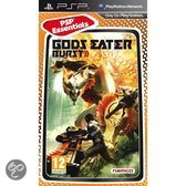 Foto van God Eater Burst - Essentials Edition
