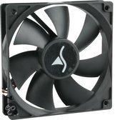 Sharkoon System Fan S140  (Retail, 3-pins, Silent)