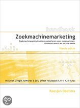 Handboek Zoekmachinemarketing 4e e