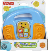 Fisher-Price Speel En Leer Radio