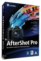 Corel AfterShot Pro - 1 Gebruiker / Engels / Linux / Windows / Mac