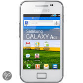 Samsung Galaxy Ace (S5830) - Ceramic White