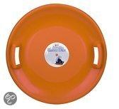 Glijschotel Snow Disc - Oranje
