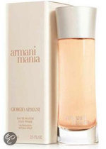 Armani Mania  for Women - 75 ml - Eau de parfum