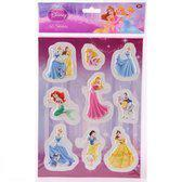 Disney prinsessen 3d stickers