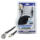 Hoge kwaliteit High Speed HDMI kabel met ethernet 10,0 m