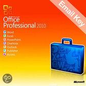 Microsoft Office Microsoft Office Professional 2010 | OEM | 32/64 bits | Download + Licentie | Installatietaal naar keuze | Cursus naar keuze