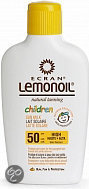Ecran Lemonoil Kids Sun Milk SPF 50 - Zonnebrandlotion