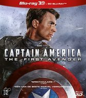 Captain America: The First Avenger (3D Blu-ray)