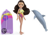 Moxie Girlz Magic Swim Dolphin Sophina
