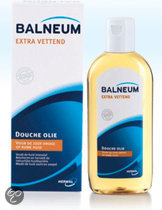 Balneum Douche Olie Extra Vettend